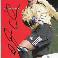 Dieter Prestin Autogrammkarte 1 FC Köln 1981-82 Original Signiert A 206624