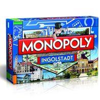 Original Monopoly Ingolstadt City Edition Cityedition Stadt Brettspiel Spiel NEU