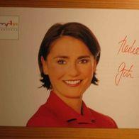 Mdr Fernsehmoderatorin Heike Gotz Hands Autogramm Gebraucht Kaufen Bei Hood De