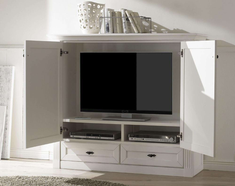 Fernsehschrank Maisonette TV Mbel TV Rack Wehrsdorfer