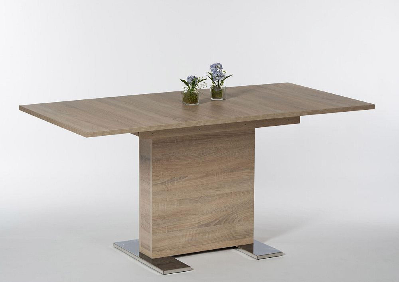 Esstisch Gaby Ausziehbar 120 160 Cm Tisch Küchentisch Sonoma Eiche Sägerau