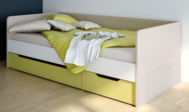welle m bel unlimited kojenbett mit schubladen wei oder esche coimbra kaufen bei. Black Bedroom Furniture Sets. Home Design Ideas