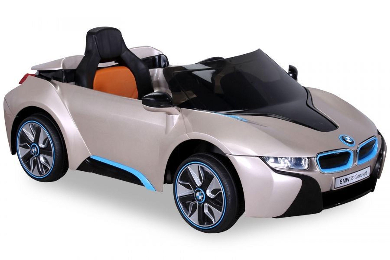 elektroauto kinderfahrzeug bmw i8 lizenziert 2 x 45 watt motor kaufen bei. Black Bedroom Furniture Sets. Home Design Ideas