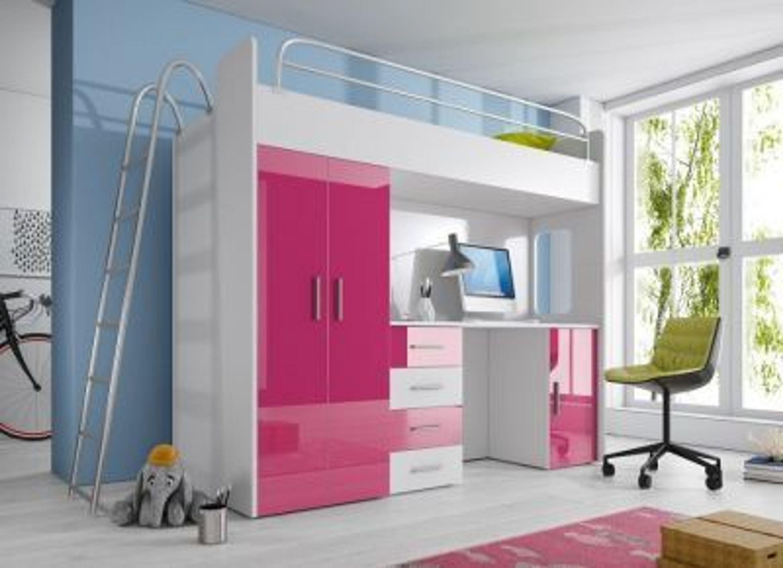 Etagenbett Xxl Möbel : Ticaa einzel etagenbett kiefer lino« von otto ansehen