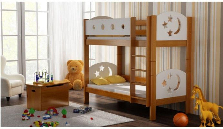 Etagenbetten Kaufen : Etagenbett hochbett stockbett kinderbett 180x80cm massivholz kaufen