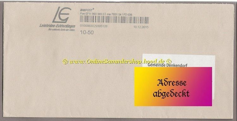 Post Leinfelden Echterdingen bw post gel umschlag afs leinfelden echterdingen kaufen