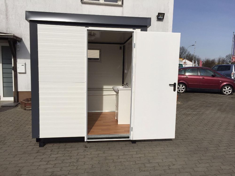 toilette gartentoilette sanit rcontainer wc container toilettencontainer kaufen bei. Black Bedroom Furniture Sets. Home Design Ideas
