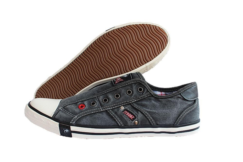 timeless design a432b 1991c coole Sneaker Damen & Herren Halbschuhe Sneakers ohne Schnürsenkel Cotton  Canvas
