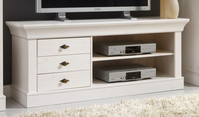 Tv Kommode Lowboard Fernsehkommode Tv Tisch Kiefer Massiv Kaufen Bei