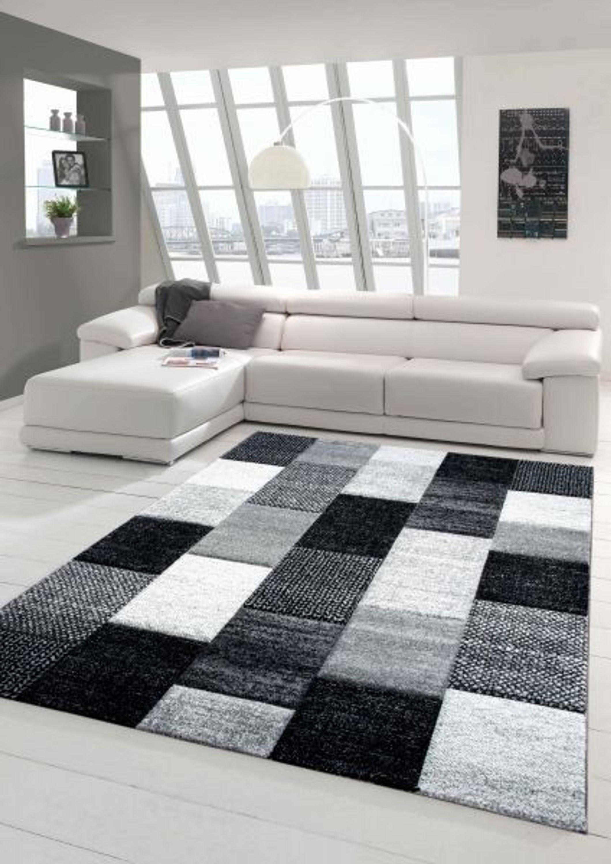 Designer Teppich Moderner Teppich Wohnzimmer Teppich Kurzflor Teppich Mit Konturensch