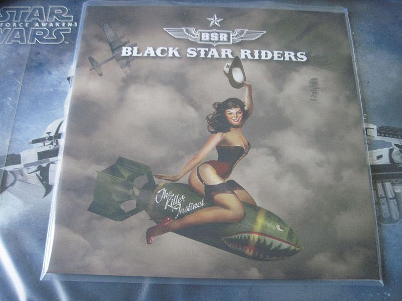 Black Star Riders – The Killer Instinct / Schallplatte