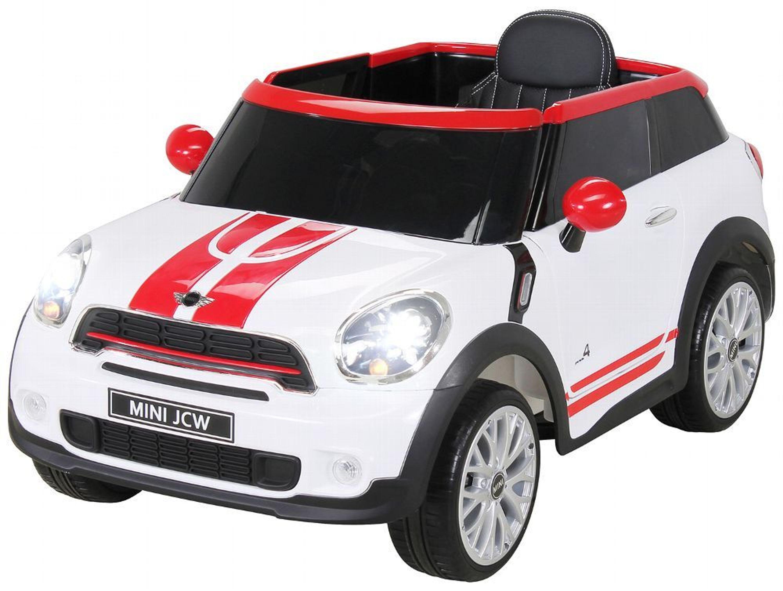 Kinder Elektro Auto Mini Cooper Paceman John Cooper Works Kinderauto