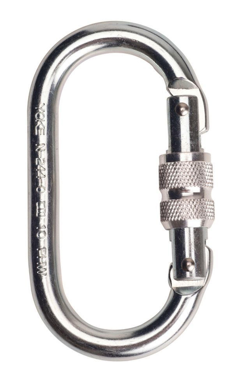 Premium Kletter Set Auffanggurt inkl Seil 20m Seilbremse Falldämpfer Fallschutz*