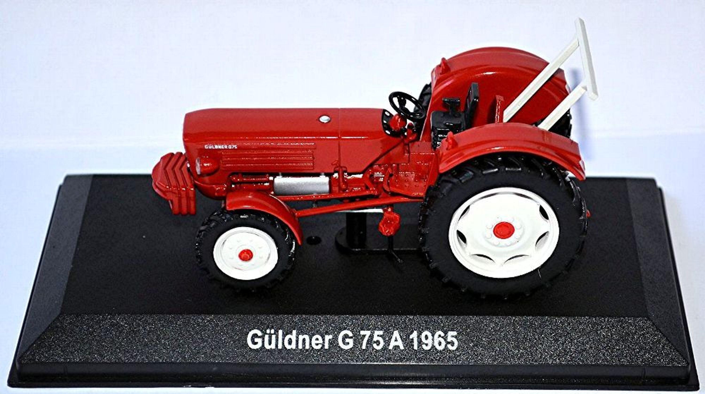 g ldner g 75 a 1965 traktor schlepper rot red 1 43 kaufen. Black Bedroom Furniture Sets. Home Design Ideas
