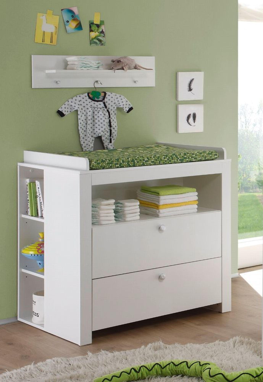 Babyzimmer Kinderzimmer Komplett Set Weiss Olivia 5 Teilig Baby