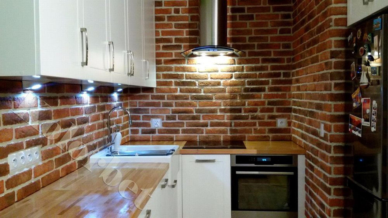 50m riemchen verblender innen au en ziegel klinker backstein kaufen bei. Black Bedroom Furniture Sets. Home Design Ideas