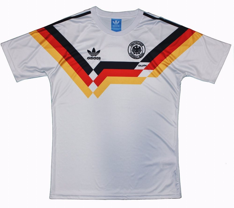 Retro Trikot Deutschland