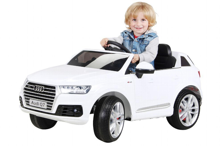Kinder Elektroauto Audi Q7 Mod 2017 Suv Kinderauto Elektrofahrzeug