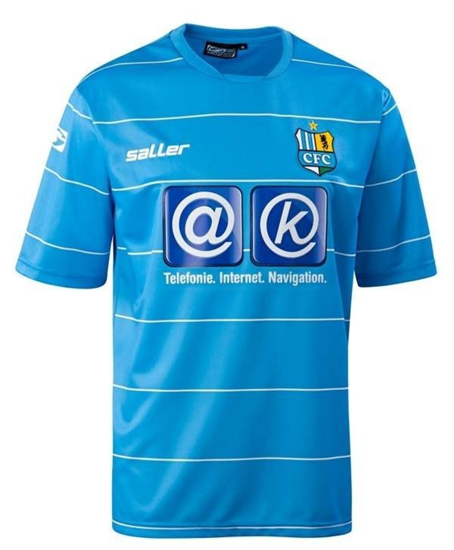 best website 256e3 44853 Chemnitzer FC Heim-Trikot | Trikot Trikots Bundesliga Handballtrikots  Teamtrikots T