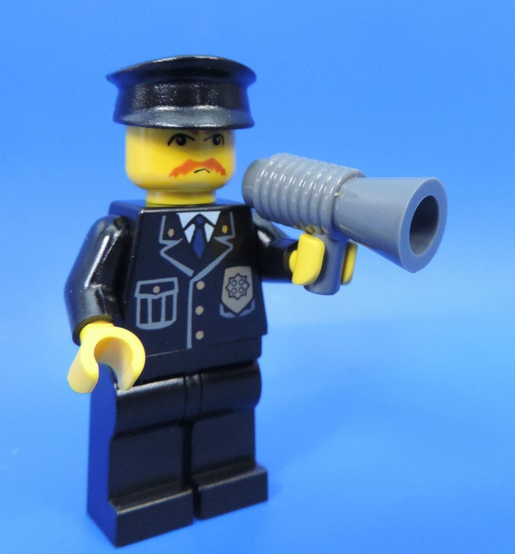 Polizei Kontrolle mit Figur LEGO®  City 7687