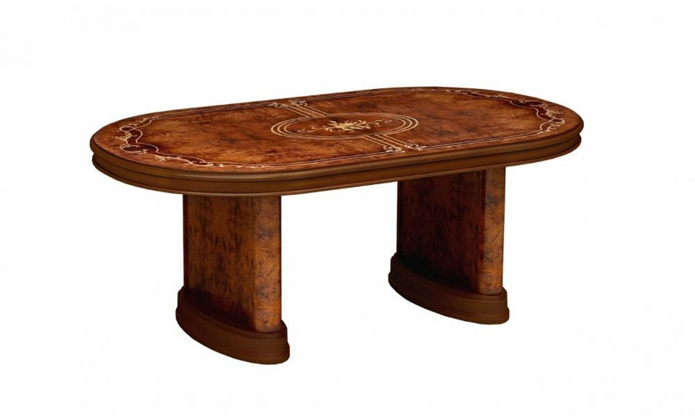barock esstisch oval julianna ausziehbar kaufen bei. Black Bedroom Furniture Sets. Home Design Ideas