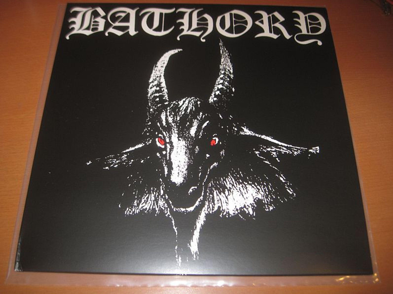 Bathory – Bathory / Schallplatte / 1984