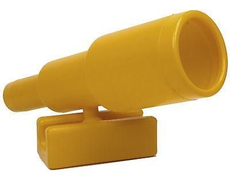 Xxl fernrohr gelb drehbar für spielturm kinder spielzeug fernglas