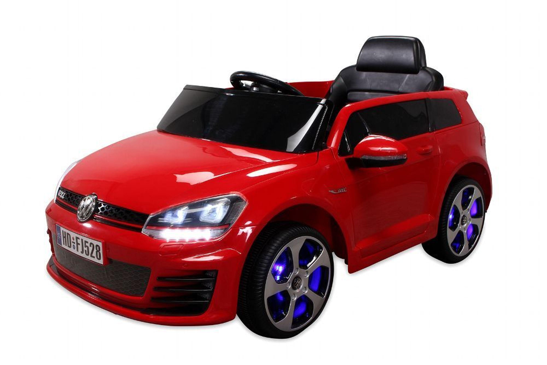 Elektroauto Vw Golf Gti Kinderauto Kinderfahrzeug Kinder Elektro