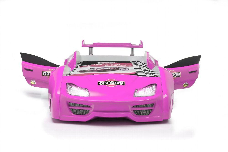 autobett gt 999 pink mit t ren matratze ohne matratze. Black Bedroom Furniture Sets. Home Design Ideas