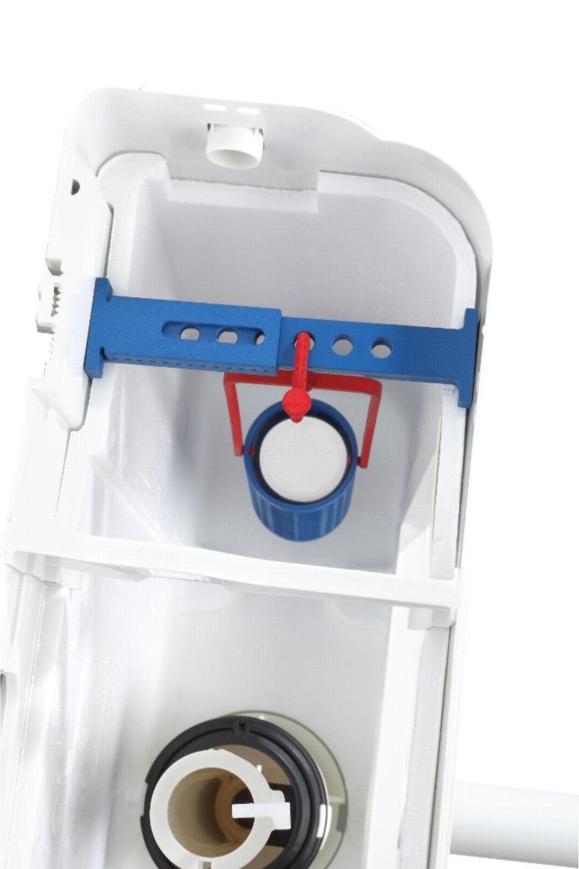 Berühmt WC-Star – der praktische Speicher für WC-Spülkasten-Hygienesteine SJ29