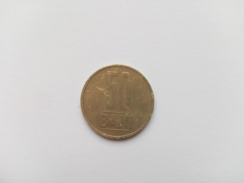50 Bani Münze Rumänien 2006 Schön Kaufen Bei Hoodde