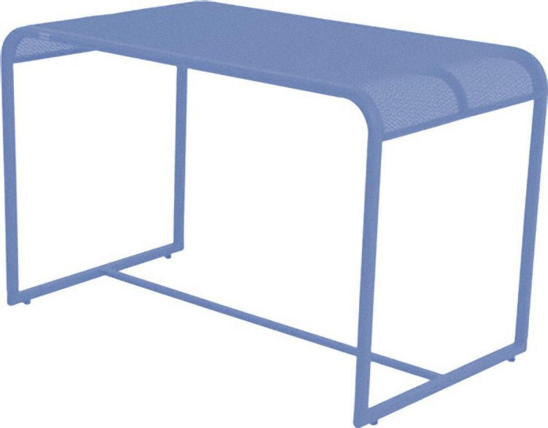 Metall Balkontisch 110x63 Beistelltisch Garten Balkon Terrasse Tisch ...