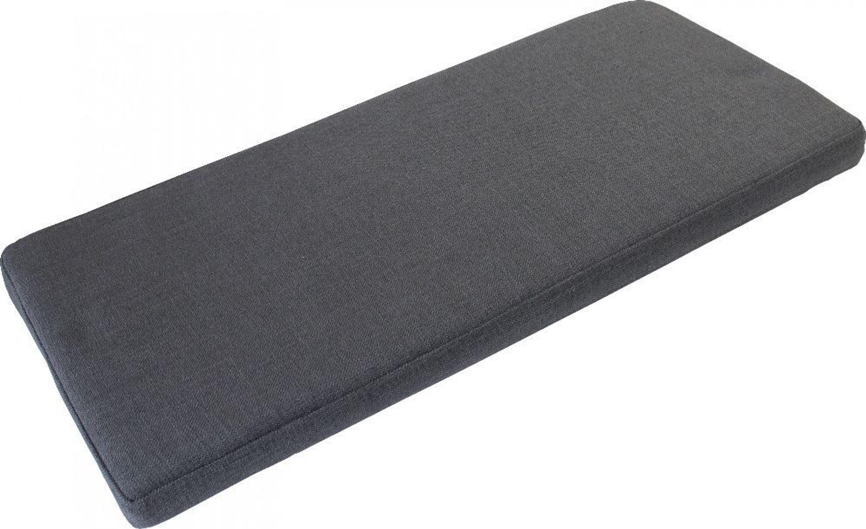 sitzkissen kissen auflage f r bank schuhbank schrank sitzbank truhe anthrazit kaufen bei. Black Bedroom Furniture Sets. Home Design Ideas