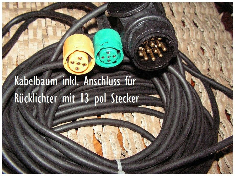 Beste Lichtkabelbaum Für Anhänger Fotos - Elektrische ...