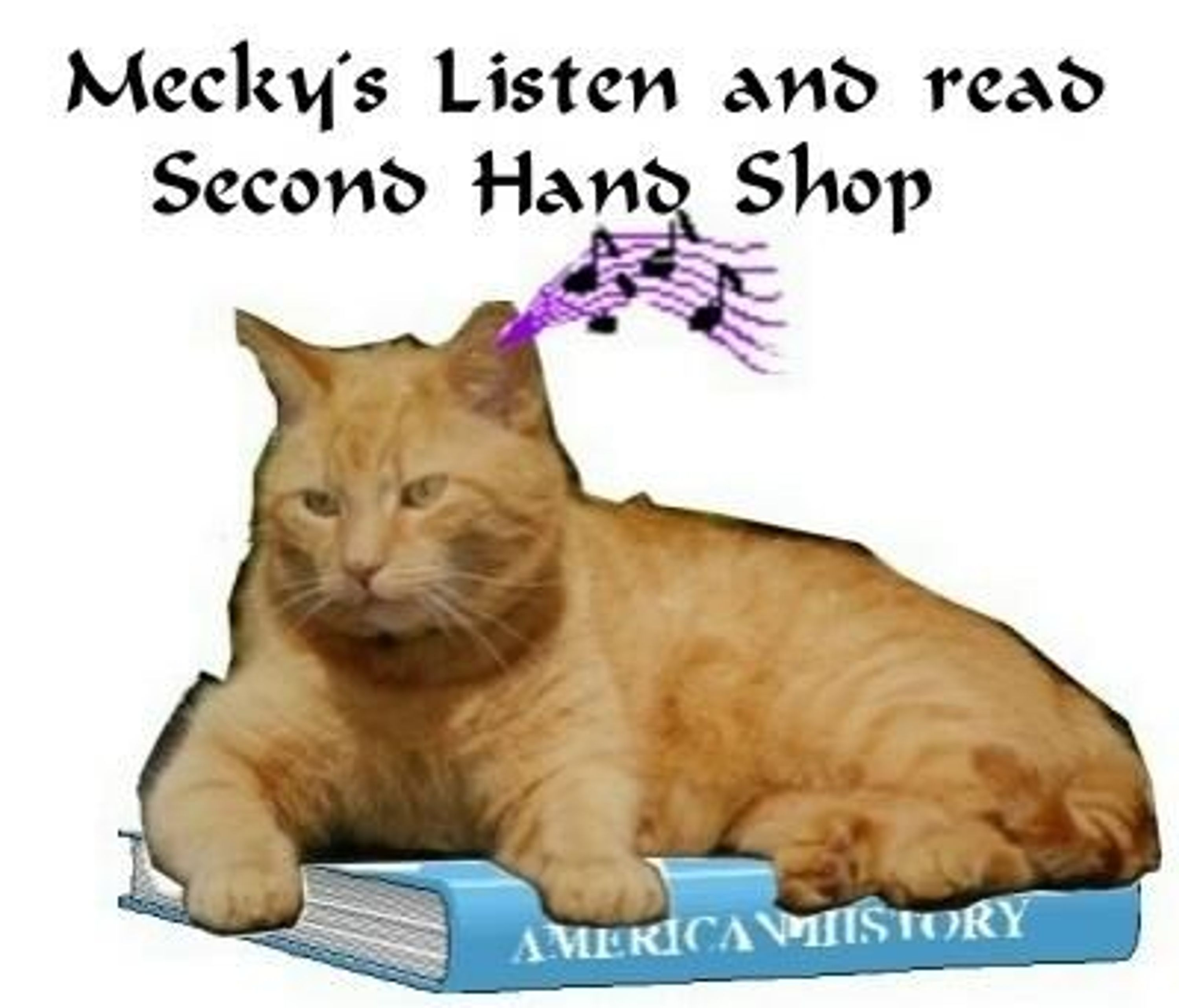 Mecky´s Listen and read Second Hand Shop