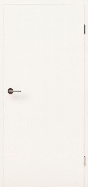 Bevorzugt kuporta CPL Zimmertüren Innentüren Struktur weiß | wählbar 3-11 MF95
