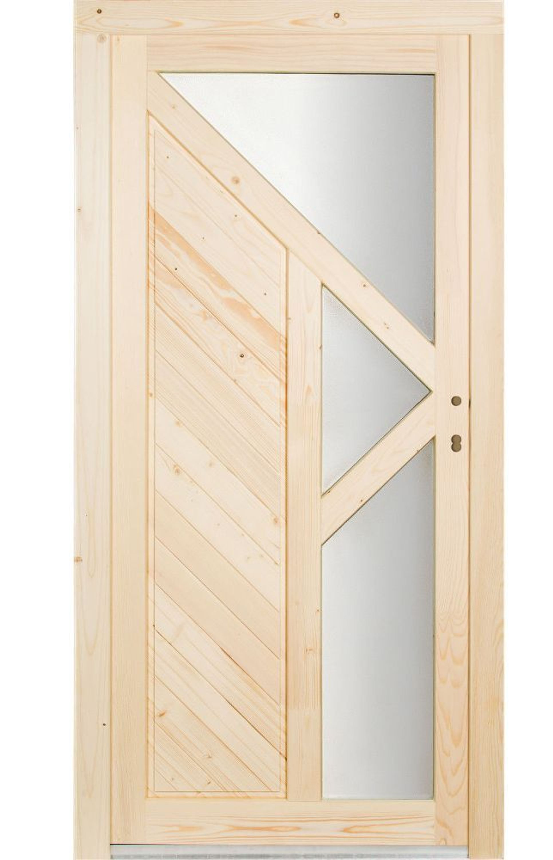 Beliebt kuporta Holz Mehrzwecktüren nach Maß Betzigerode SIZE Kellertür VO21