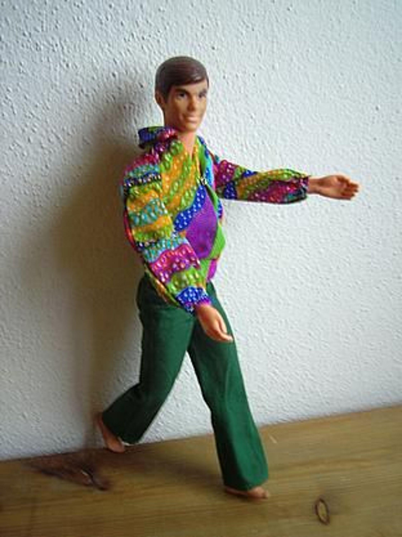 Barbie Ken Mann