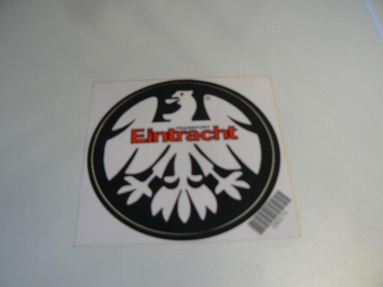 Aufkleber Eintracht Frankfurt Motiv 2 Gebraucht Neuwertig
