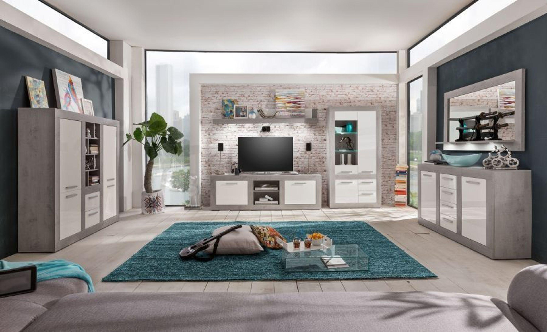 Be Pure Spiegel : Wandspiegel spiegel pure mit ablage industry beton stone design 160
