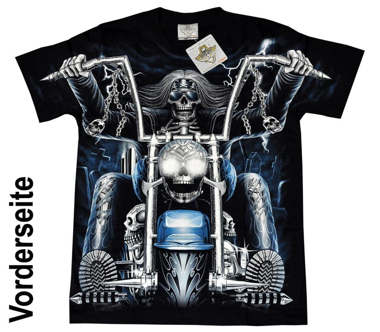 premium selection 46a7e 4ccfa Herren T-Shirt Rock Eagle Heavy Metal Biker Tattoo Rocker M-XXXL (4006)
