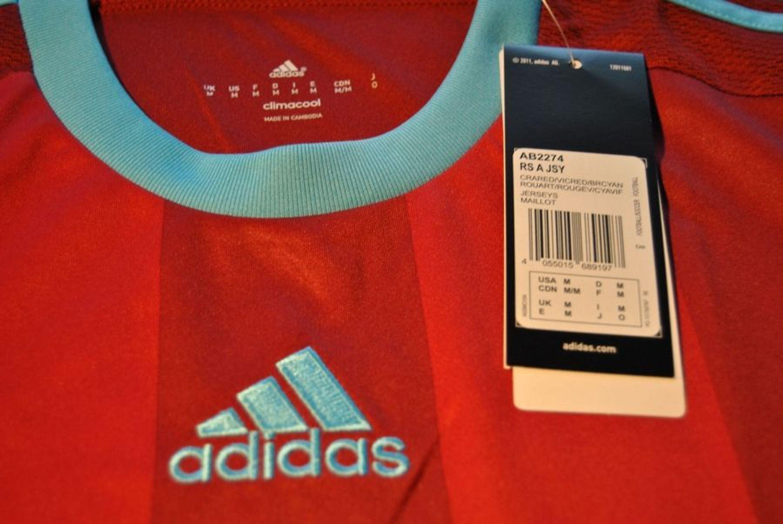 3ea1cecc7b1906 S A Shirt Trainings Adidas Climacool Jsy Rs Fussball Herren Ab2274 1HxqRaz6