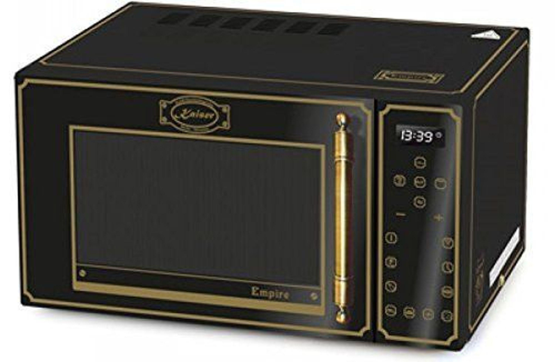 Kaiser empire em 2500 em exklusive retro mikrowelle mit grill und