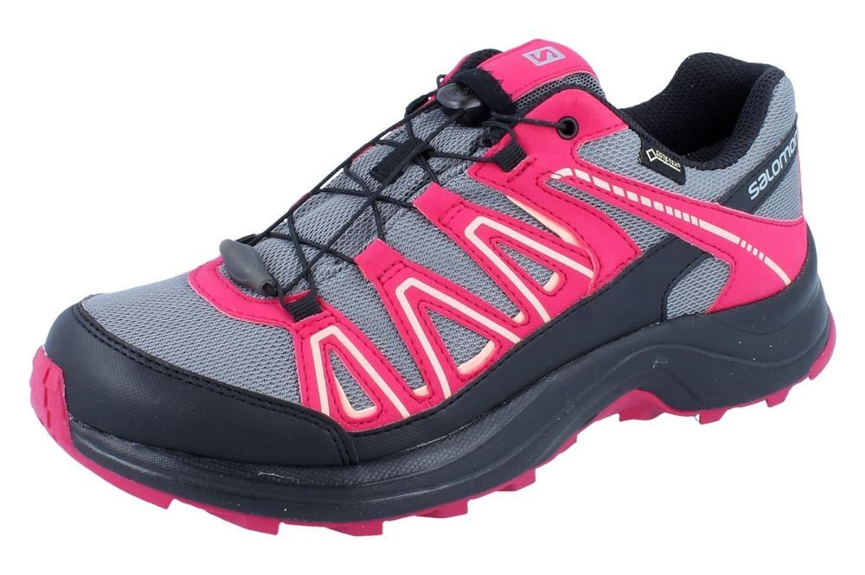 Salomon XA Centor GTX Women Größe UK 6,5 quiet shade/sangria