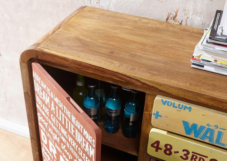 Finebuy Sideboard Kaia Kommode Anrichte Landhaus Schubladenkommode