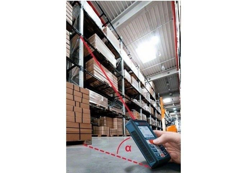Laser Entfernungsmesser Draußen : Bosch laser entfernungsmesser 0601072300 glm 80 professional