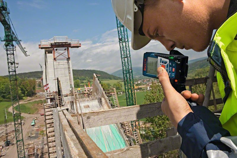 Bosch Entfernungsmesser Xxl : Bosch laser entfernungsmesser glm vf professional