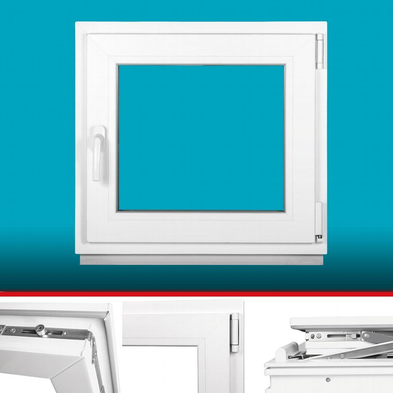 Hervorragend Kellerfenster Fenster Kunststoff - 3 fach - Dreh Kipp - Breite 60 MM33
