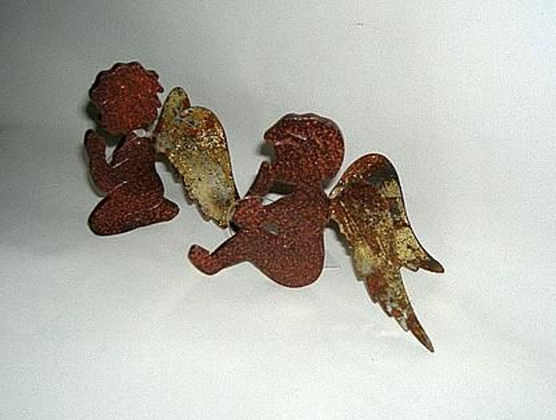 Engel Paar Schutzengel Deko Weihnachten Weihnachtsdeko