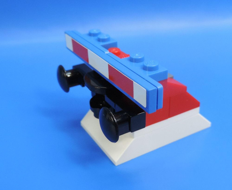 LEGO® Eisenbahn Nr.9  Prellbock  4 Stück 60052,60098 60197,60198,